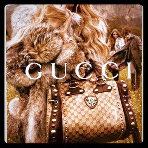 ABOUT MY GUCCI